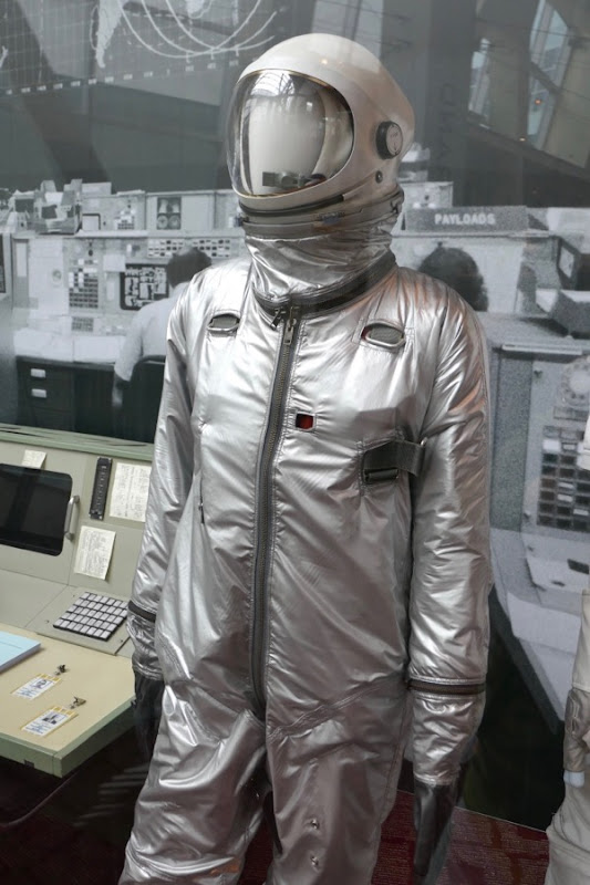 Neil Armstrong X-15 spacesuit First Man