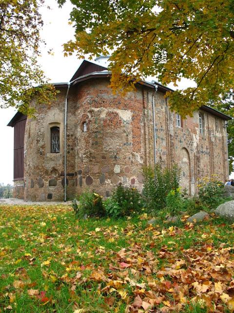 Православные святыни Древней Руси: Коложская церковь в Гродно (Беларусь)