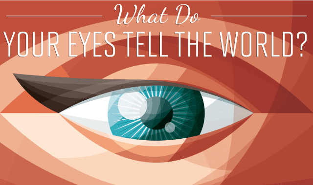 What Do Your Eyes Tell The World?