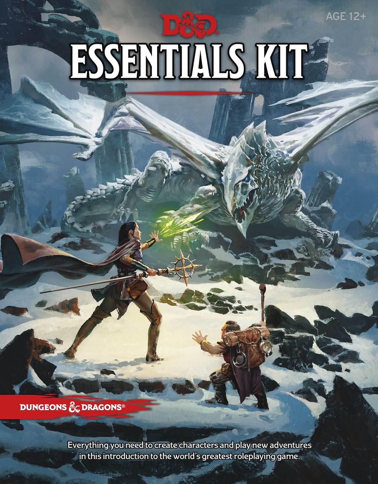 Raging Owlbear: D&D Essentials Kit Review