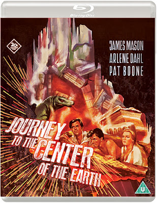 Eureka Entertainment to release JOURNEY TO THE CENTER OF THE EARTH