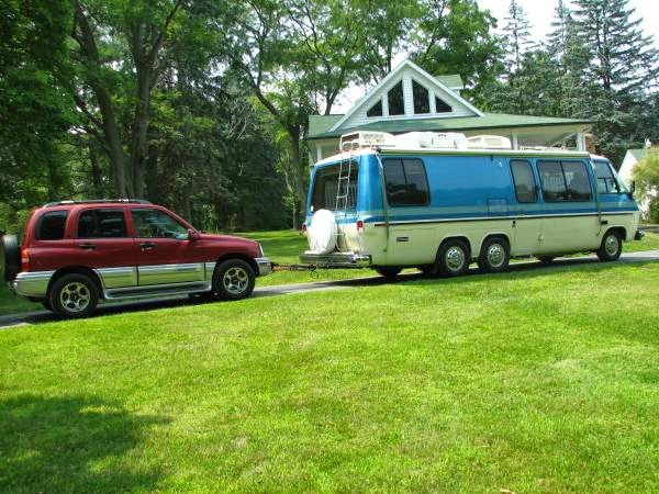 Gmc Motorhome For Sale >> Used RVs 1977 GMC Motorhome Eleganza For Sale by Owner