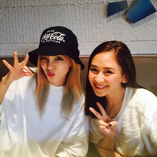 Sandara Park Admits She's A Big Fan Of Sarah Geronimo! Why? Find Out The Reason Here!