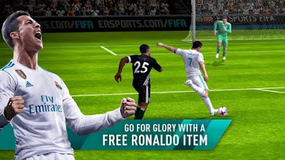 FIFA 18 Mobile Soccer APK + MOD + DATA