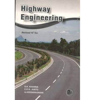 [PDF] Download Highway Engineering by S K Khanna & CEG Justo