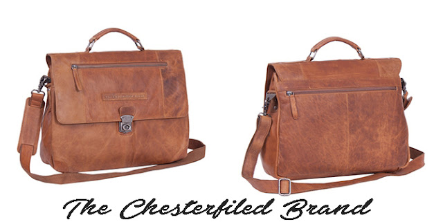 Casual Business messenger bag from the Chesterfield Brand