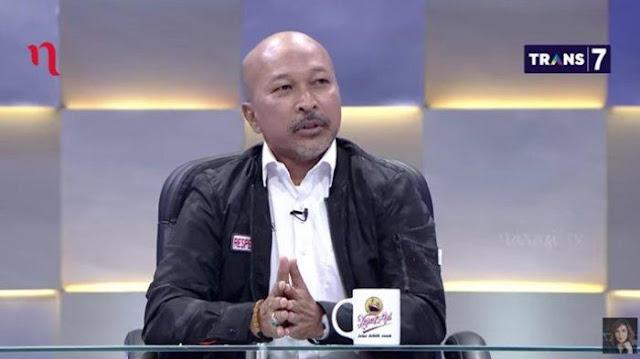 Soal Melarang Fakhri Husaini Tampil di Mata Najwa, Sekjen PSSI Bilang Begini