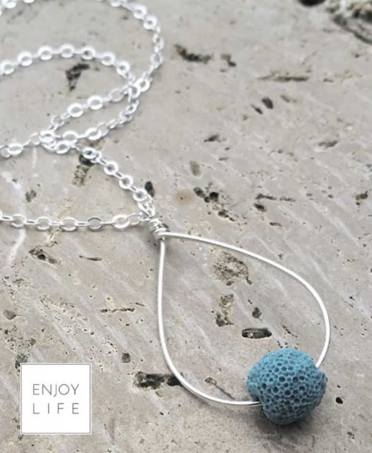 Just One Drop Necklace by Skimbaco Lifestyle