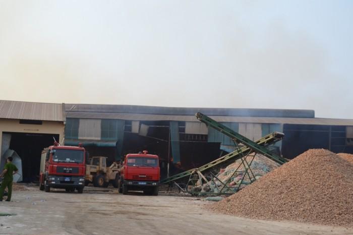Gia Lai: Vụ cháy kho của DN Phú Lợi - Tài sản bị cháy đang thế chấp Ngân hàng