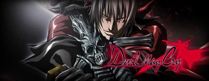جميع حلقات انمي Devil May Cry مترجم
