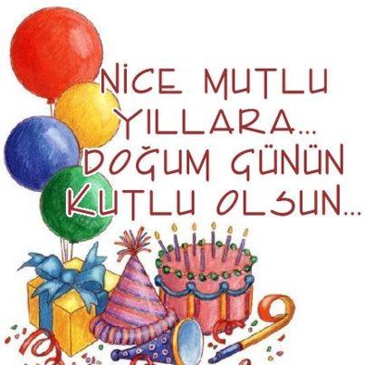 العبارات والرسائل التي تقال في اعياد الميلاد باللغة التركية