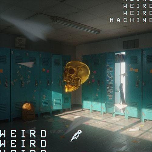 DROELOE - Weird Machine (ft. Nevve) 歌詞翻譯