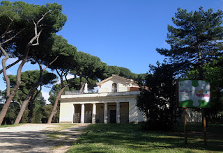 Biblioteca in Villa Borghese