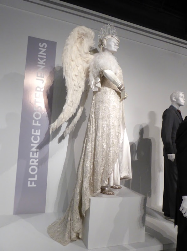 Florence Foster Jenkins angel movie costume