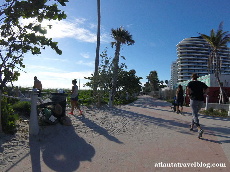 Miami Beach by bike