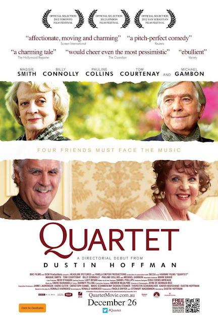 Quartet (2012) ταινιες online seires xrysoi greek subs