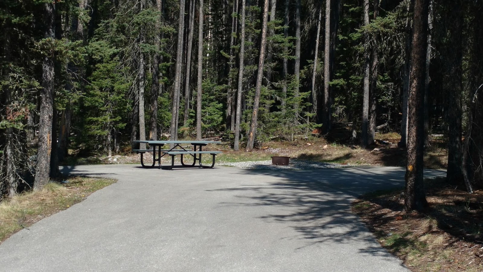 Camping And Hiking In Peter Lougheed Provincial Park