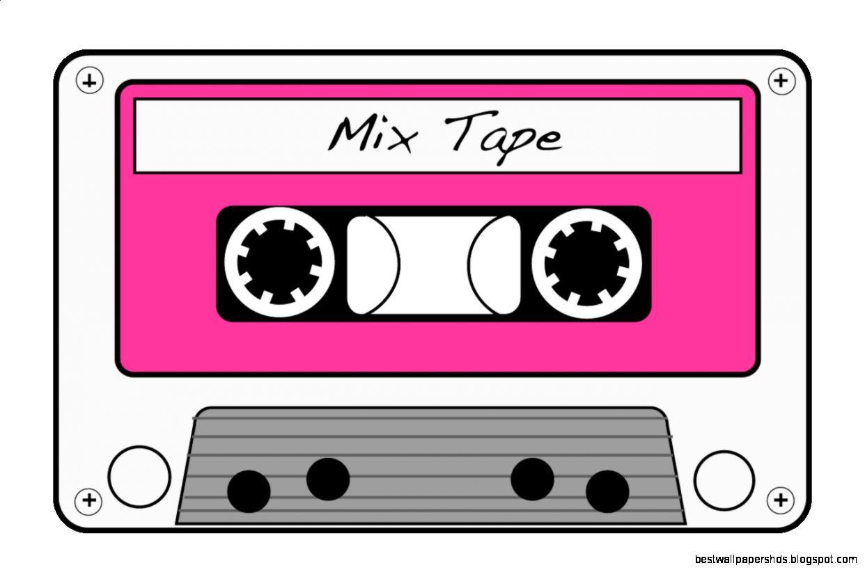 Cassette Tape Drawing | Best Wallpaper HD