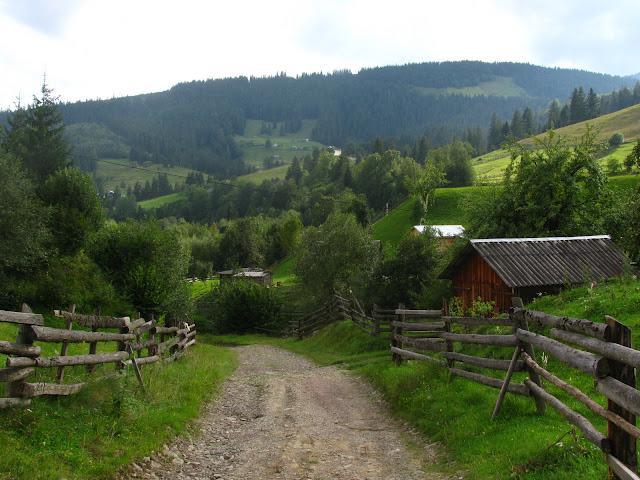 карпатське село