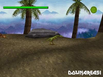 The Lost World Jurassic Park PSX Game