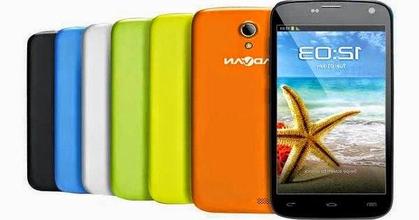 Harga Advan Vandroid S4D Gaia,HP Android Quad Core Murah, spesifikasi Advan Vandroid S4D Gaia