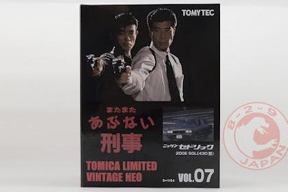 Tomica Limited Vintage Neo Desember Release 2016