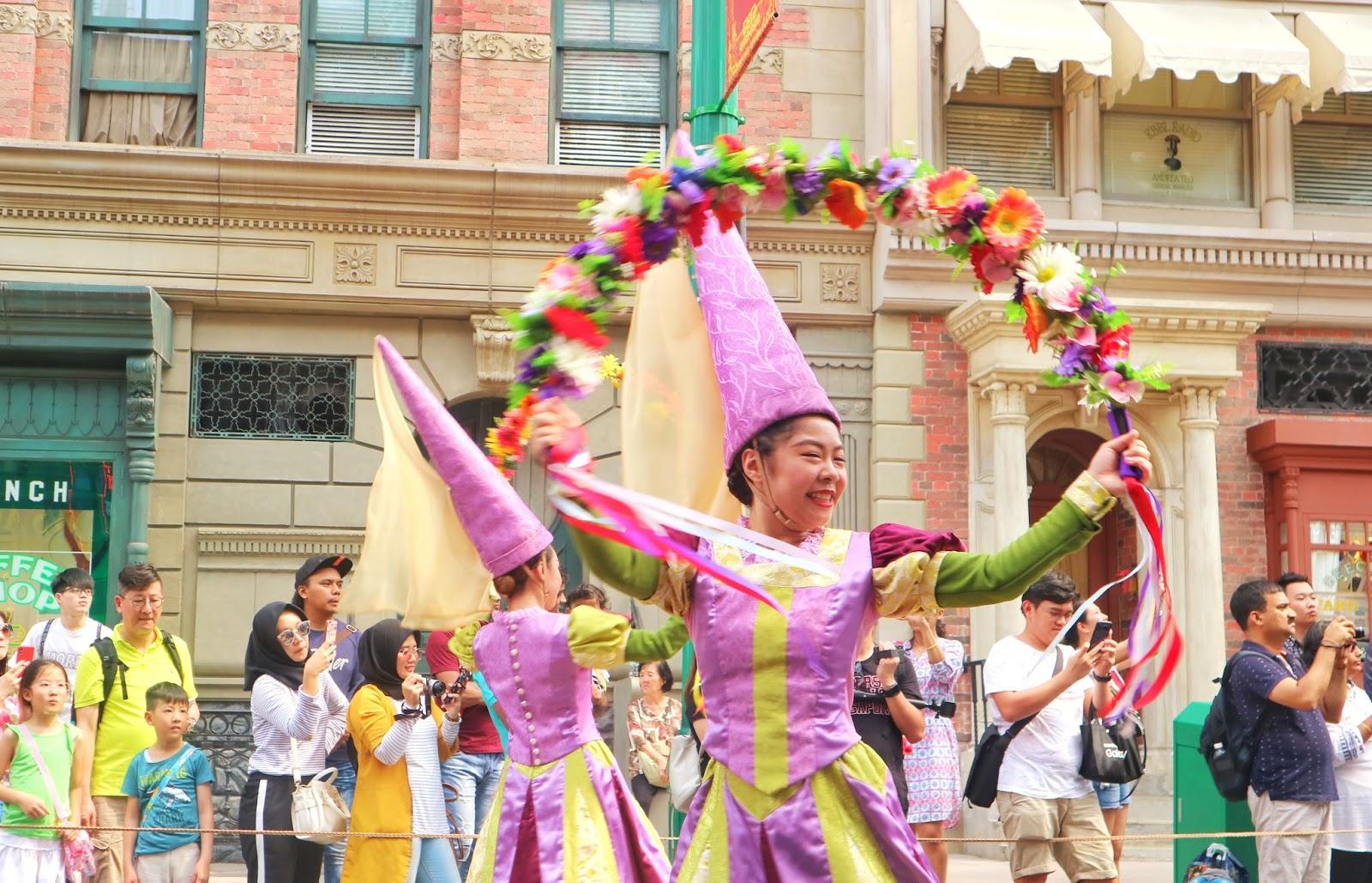 Parade - Universal Studios Singapore