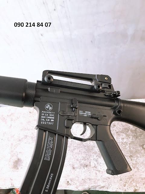 Súng đạn thạch M16-3