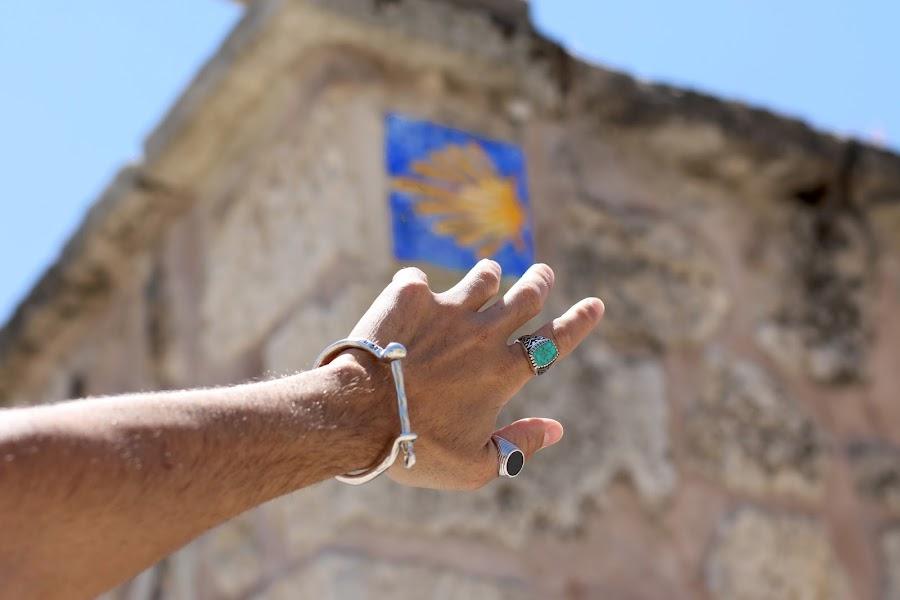 El Camino de Santiago, turismo y reciclaje