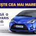 Castiga o Toyota Yaris Hybrid