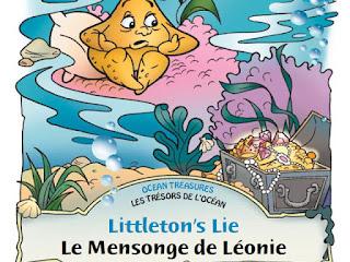 LE MENSONGE DE LEONIE CONTE POUR LE PARDON