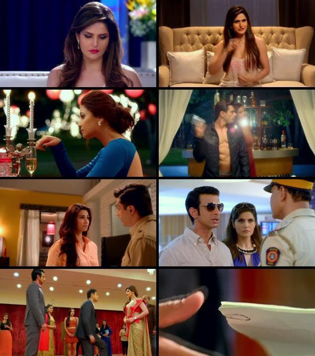 Hate Story 3 (2015) Hindi 720p DVDRip