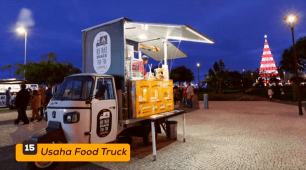 15. Usaha Food Truck