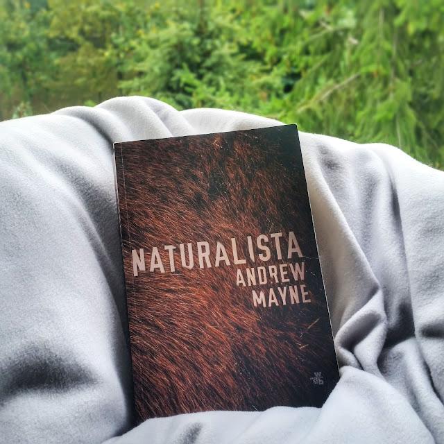 Naturalista – Andrew Mayne