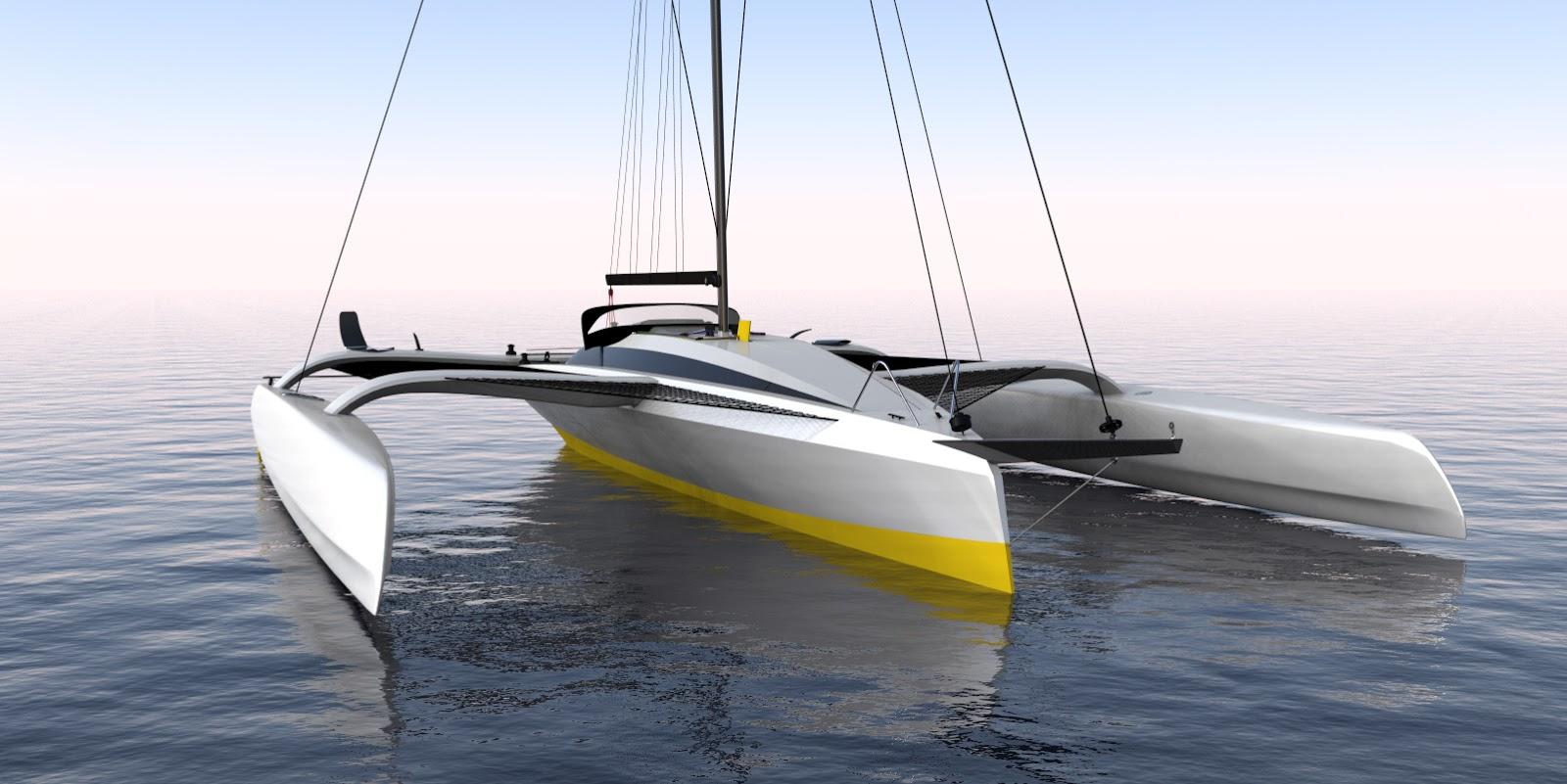 New Catamaran Designs