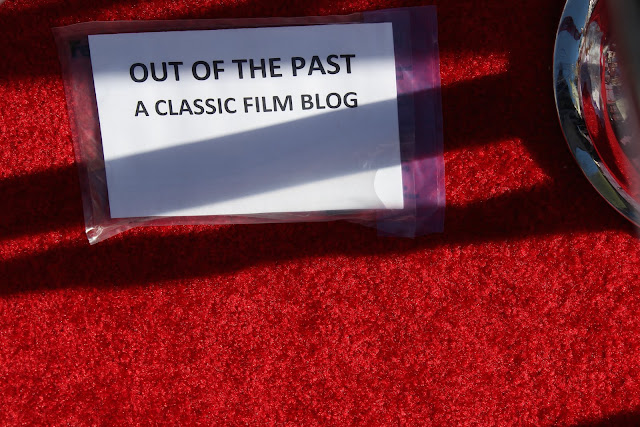 Out of the Past at the 2016 TCM Classic Film Festival red carpet