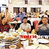 Kabidkum Perintah Personilnya Hadiri Buka Puasa Bersama di Rujab Kapolda Sulsel