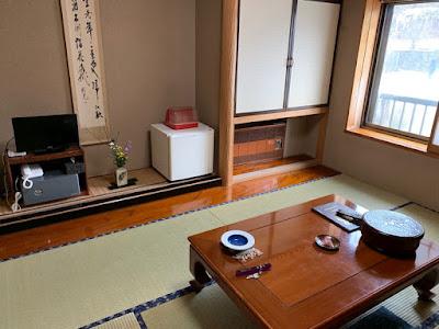 中藤屋旅館 6畳和室