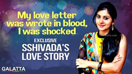 My love letter was wrote in blood, I was shocked – Exclusive Sshivada's love story