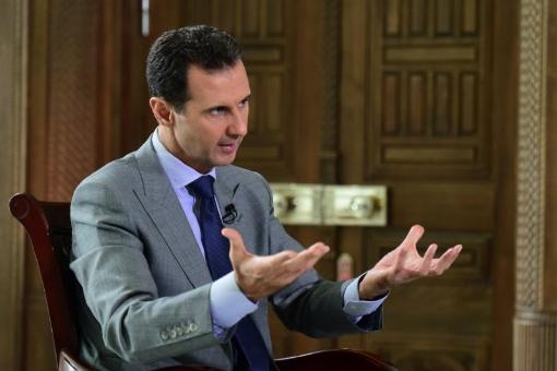 """Bashar Al-Asad: """"se está haciendo historia"""" en Alepo"""