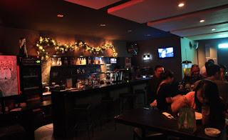 Wisata Malam Camden Bar Dan Lounge Bandung