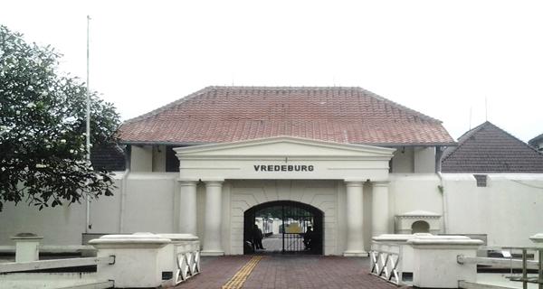 Benteng Vredeburg