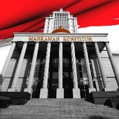 Sidang Perdana di MK, Kuasa Hukum Ridho-Bachtiar Bacakan Permohonan