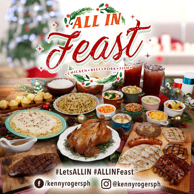 VLOG Kenny Rogers All In Feast! | Life in Technicolor