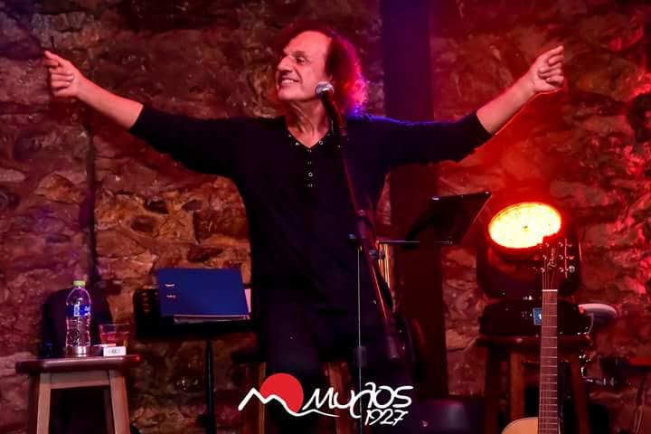 Ο Βασίλης Παπακωνσταντίνου μάγεψε το κοινό της Λάρισας - Οι καλύτερες στιγμές του στο ΜΥΛΟ (ΦΩΤΟ-VIDEO)