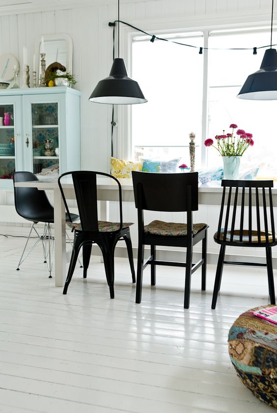 Get The Look Mix and Match Dining