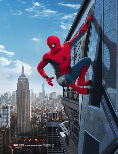 Ver Spider-Man De Regreso a Casa (2017) Online