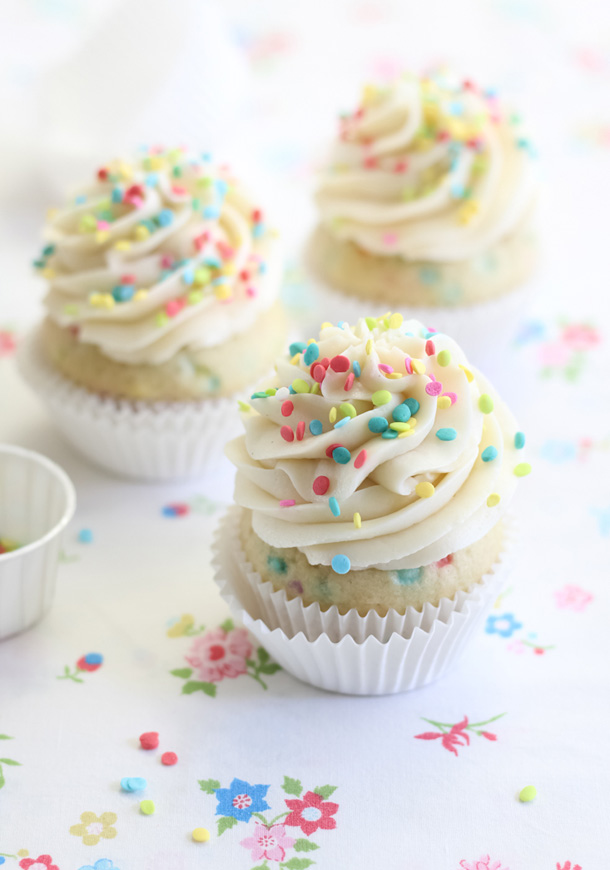 Sprinkle Cake Batter Recipe