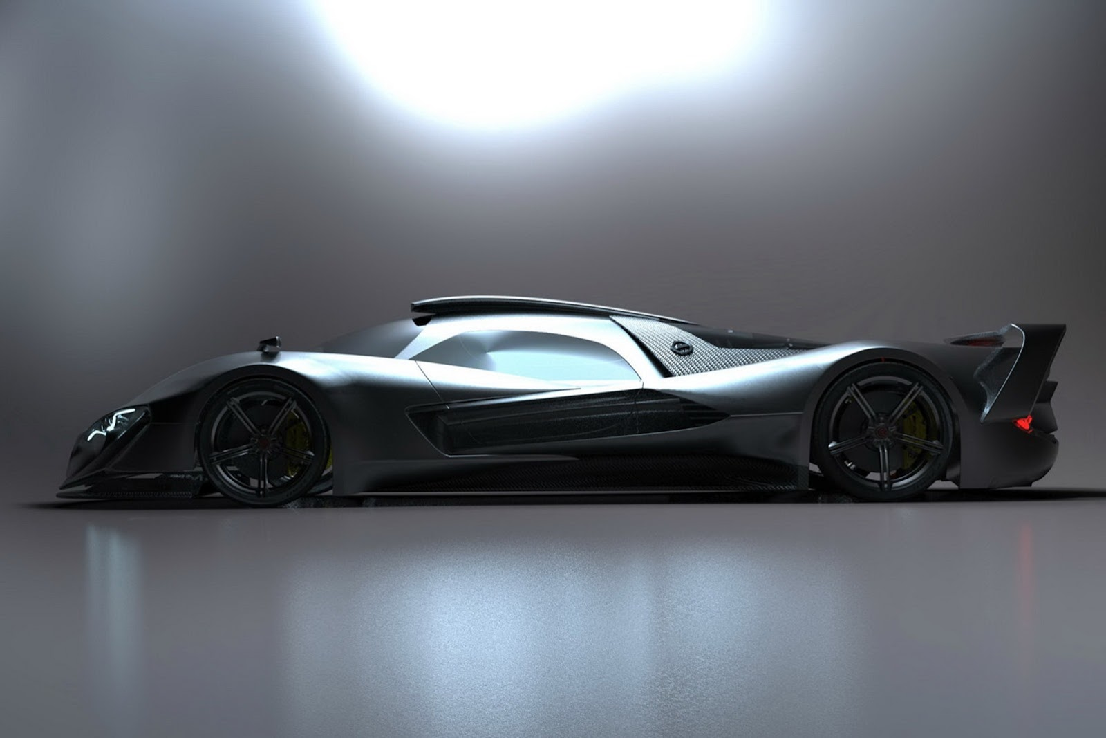 Mercedes Amg Apparently Developing Hypercar For