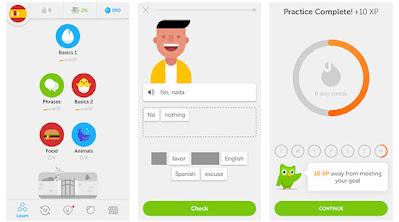 تطبيق دولينجو لتعلم اللغات للأندرويد, تطبيق Duolingo مدفوع للأندرويد, تطبيق Duolingo لتعلم اللغات للأندرويد, تطبيق Duolingo كامل للأندرويد, تطبيق دولينجو مكرك, تطبيق دولينجو عضوية فيب